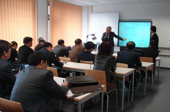 马格德堡大学培训