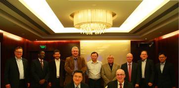 中国物流与采购联合会与国际采购与供应管理联盟签署合作协议
